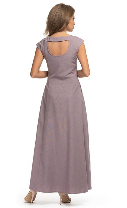 Платье 7199-6 - спереди