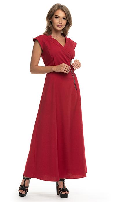 Платье 7200-4 - спереди