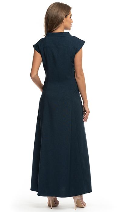 Платье 7200-9 - спереди