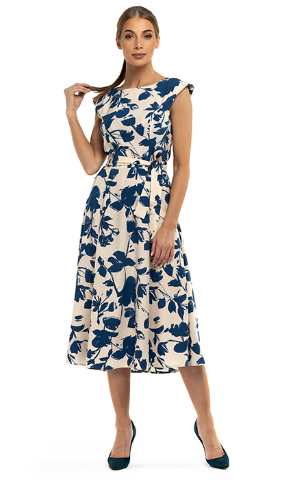 Платье 7201-3 - спереди