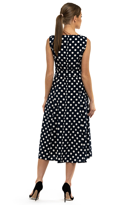 Платье 7202-1 - спереди