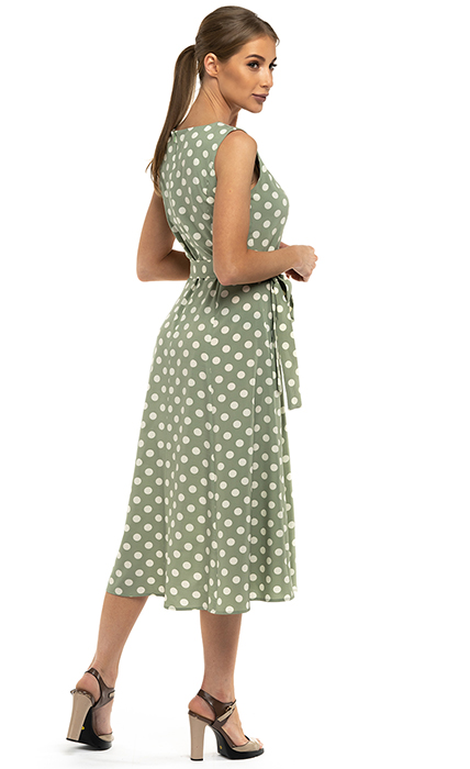 Платье 7202-3 - спереди