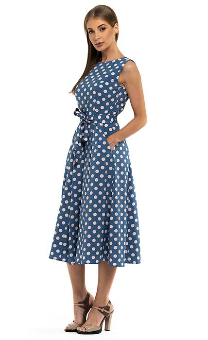 Платье 7202-4 - спереди