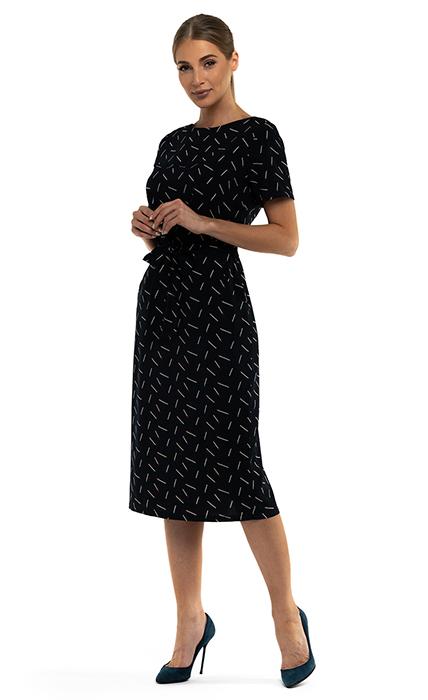 Платье 7203-1 - спереди
