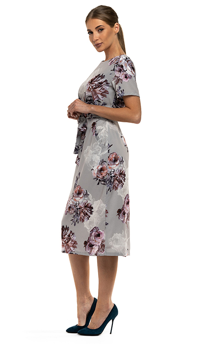 Платье 7203-5 - спереди