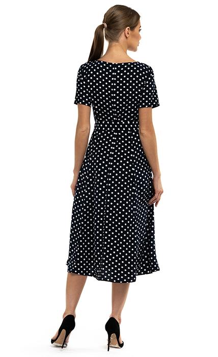 Платье 7205-2 - спереди