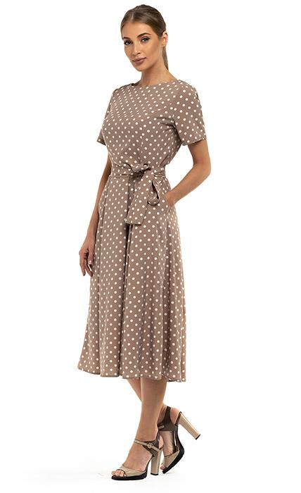 Платье 7205-4 - спереди