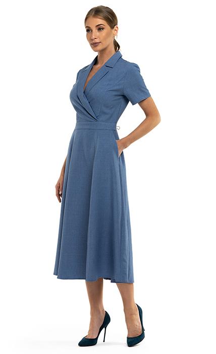 Платье 7206-4 - спереди