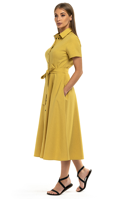Платье 7207-1 - спереди