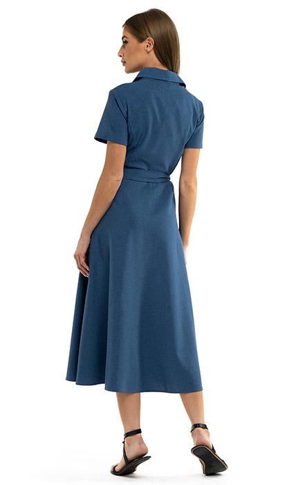 Платье 7207-2 - спереди