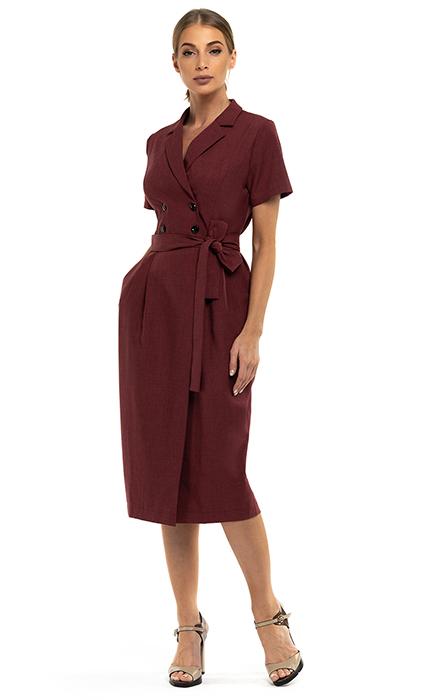 Платье 7209-1 - спереди