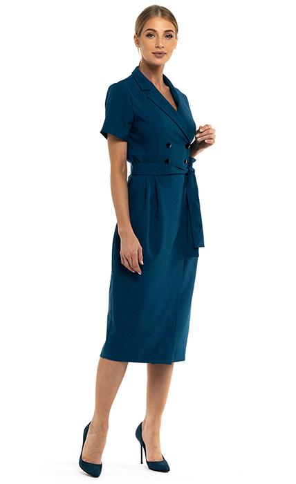 Платье 7209-2 - спереди