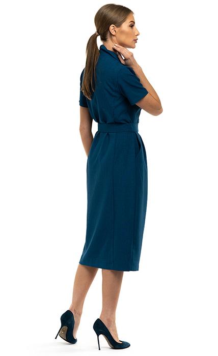 Платье 7209-3 - спереди