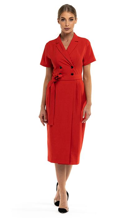 Платье 7209-4 - спереди