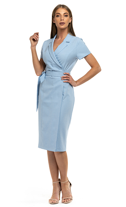Платье 7210-2 - спереди