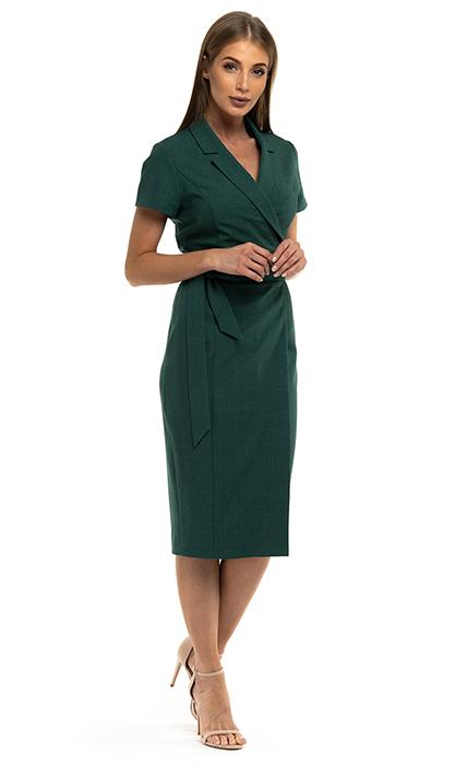 Платье 7210-3 - спереди