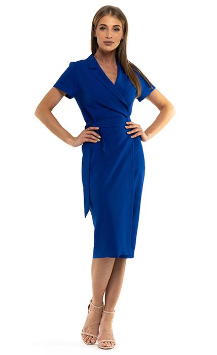 Платье 7210-5 - спереди