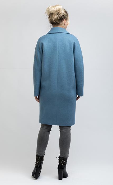 Платье 9042-2 - сзади