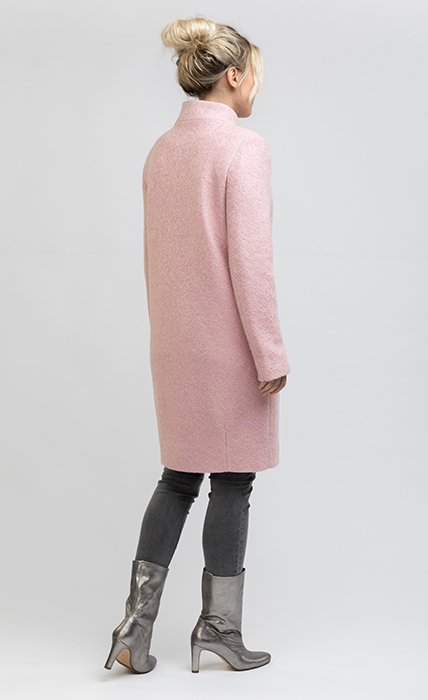 Платье 9050-1 - сзади