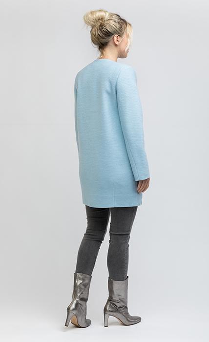 Платье 9052-3 - сзади