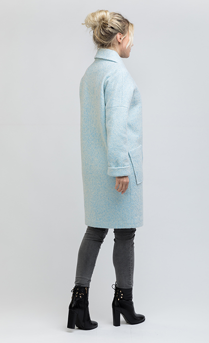 Платье 9053-1 - сзади