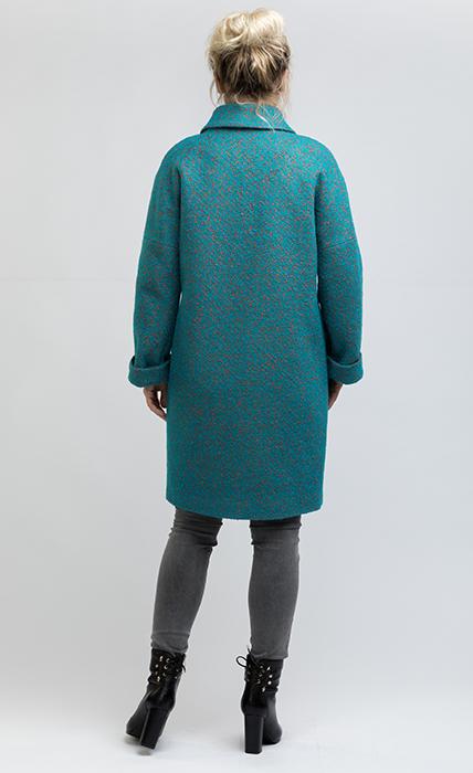 Платье 9053-4 - сзади