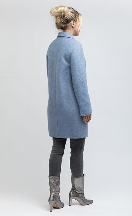Платье 9054-3 - сзади