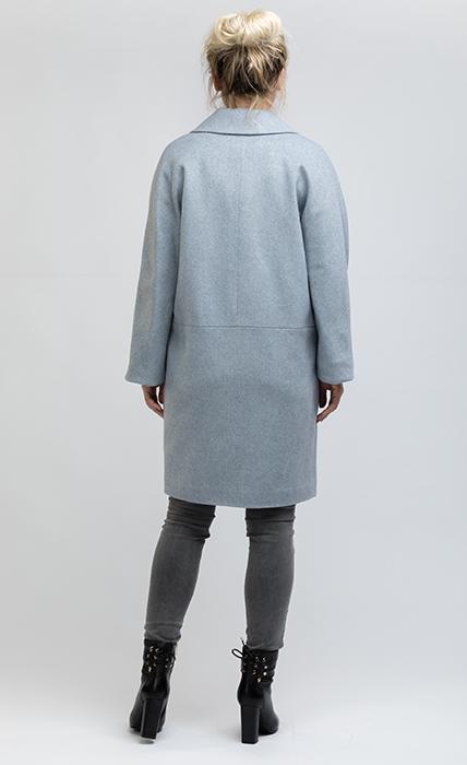 Платье 9055-1 - сзади