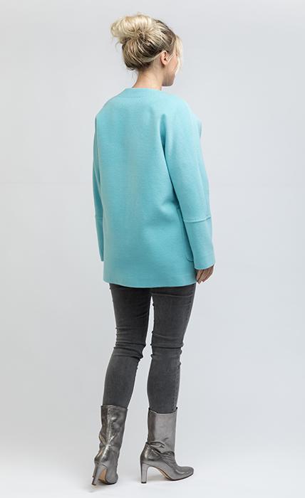 Платье 9056-4 - сзади