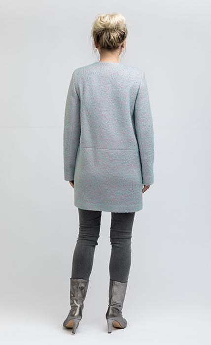 Платье 9058-1 - сзади