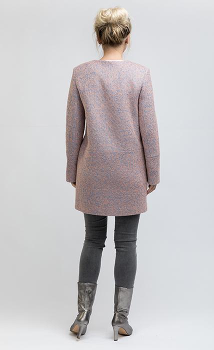 Платье 9058-3 - сзади