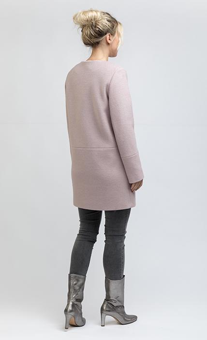 Платье 9058-5 - сзади