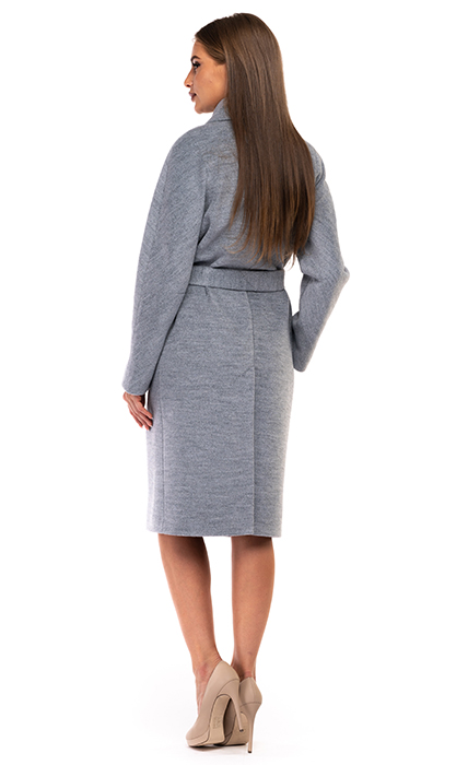 Платье 9061-3 - сзади