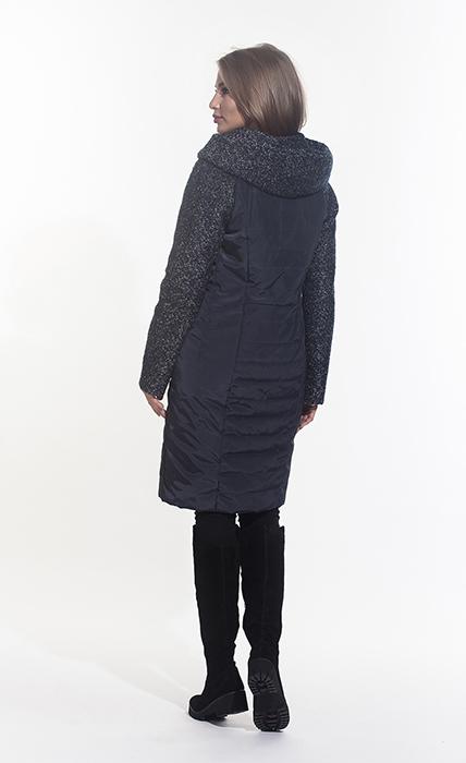 Платье 9096-1 - сзади