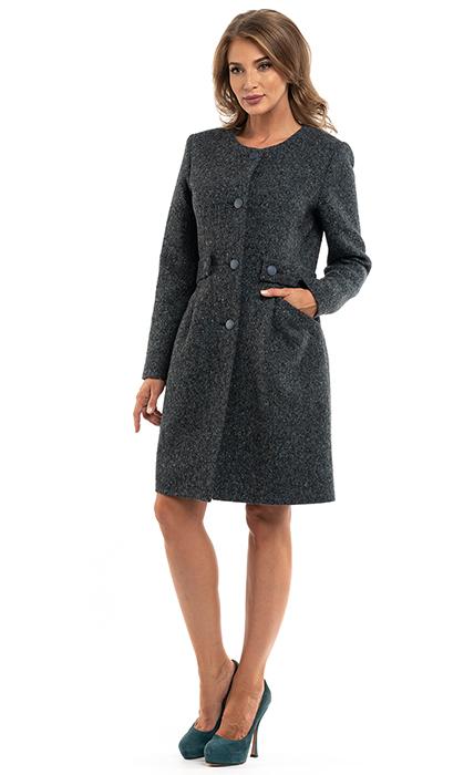 Пальто 9123-2 - спереди