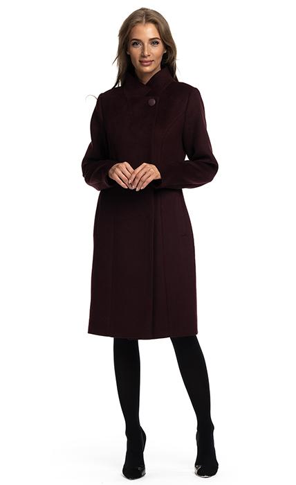 Пальто 9159-18 - спереди