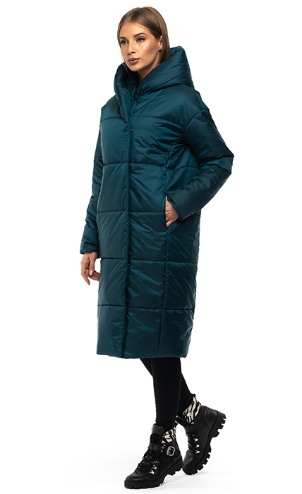 Пальто 9165-1 - спереди