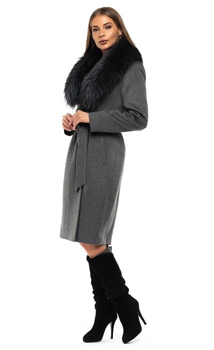 Пальто 9166-2 - спереди