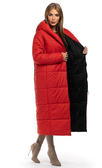 Пальто 9202-6 - спереди